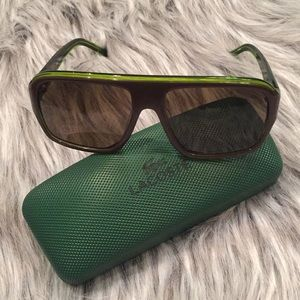 da59536d5af8a Lacoste Accessories - Lacoste Men s Sunglasses